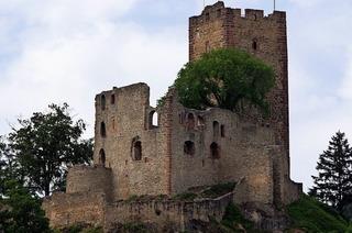 Wanderung zur Kastelburg