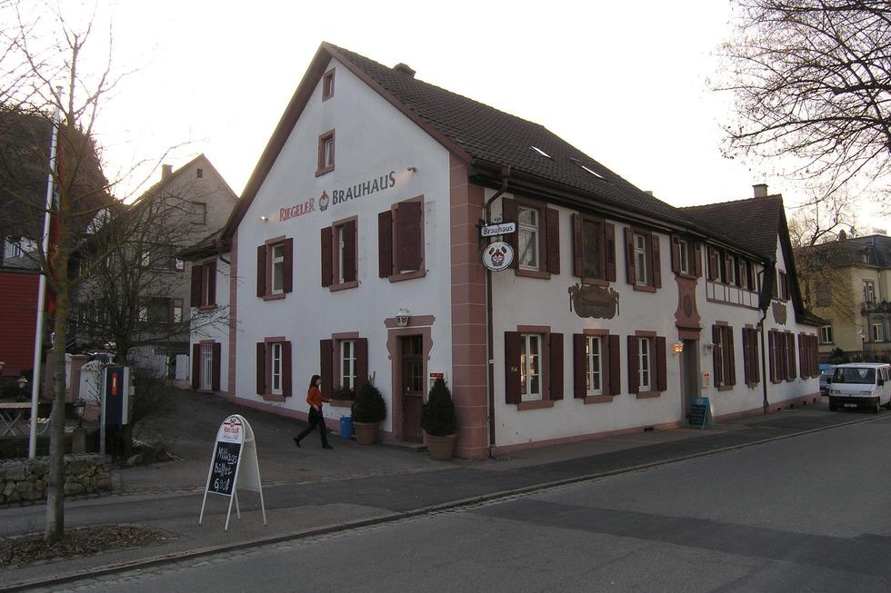 Riegeler Brauhaus (ehem. Warteck) - Riegel