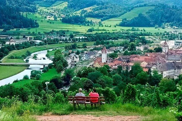 Wanderung: Rundtour führt von Gengenbach ans Wasser, ins Tal und in die Weinberge