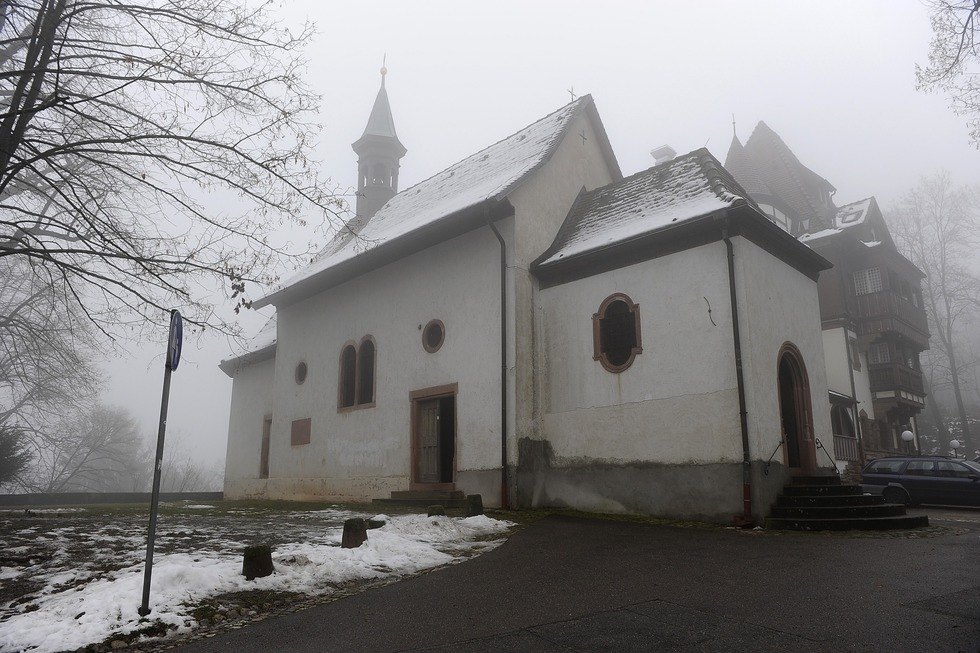 Lorettobergkapelle - Freiburg