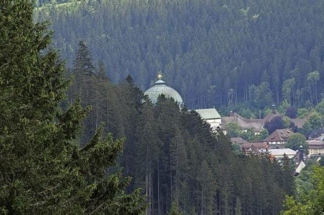 Berg der Mönche und des Viehfutters