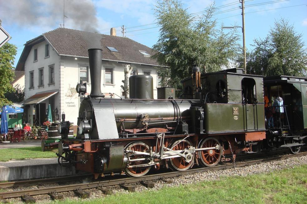 Haltestelle Kandertalbahn (Hammerstein) - Kandern