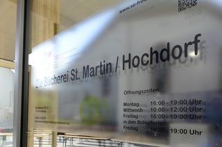 Gemeindebücherei St. Martin (Hochdorf)