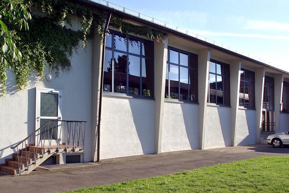 Turnhalle Schuttertal - Schuttertal