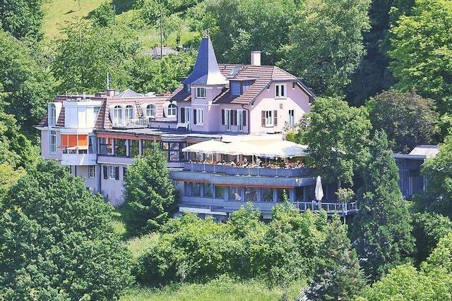 Schlossberg-Restaurant Dattler