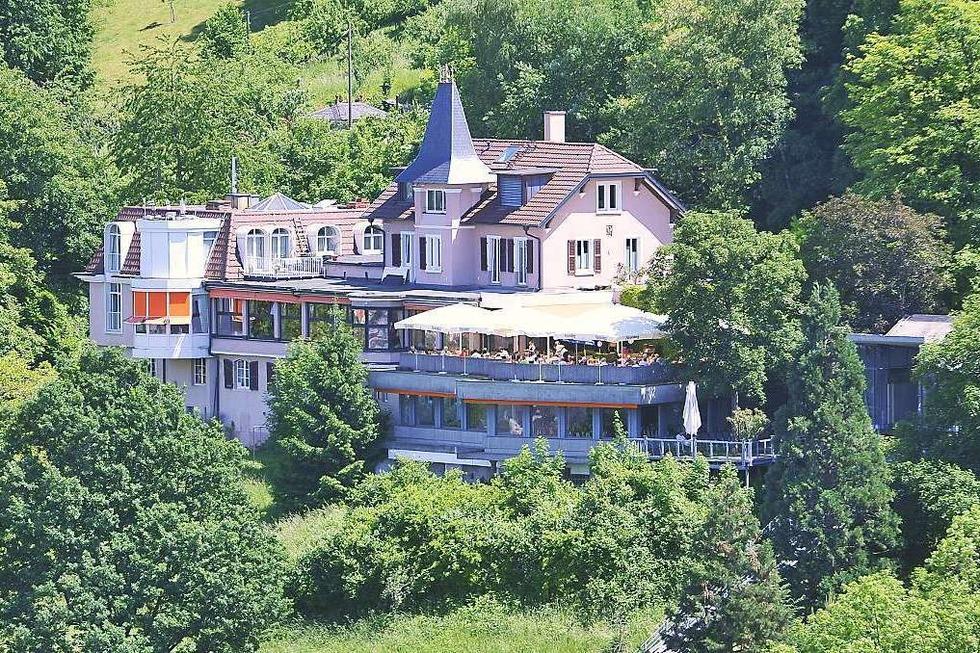 Schlossberg-Restaurant Dattler - Freiburg