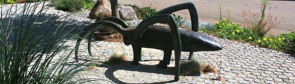 Skulpturen in der Südlichen Ortenau
