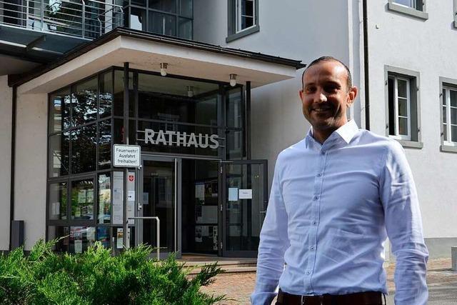 Stadt Heitersheim muss mehr priorisieren, sagt Bürgermeister Christoph Zachow
