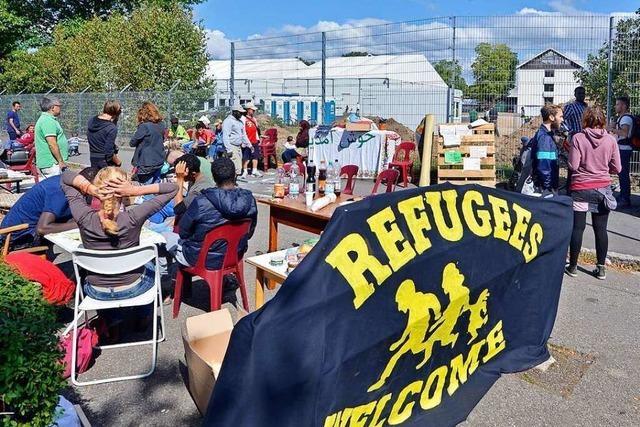 Fünf Jahre nach der großen Fluchtbewegung leben 5000 Geflüchtete in Freiburg