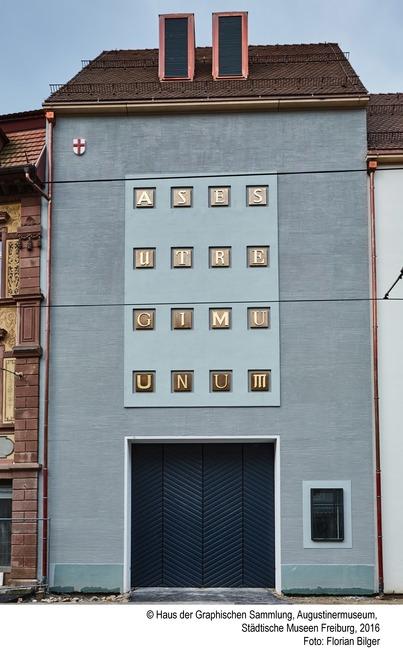 Haus der Graphischen Sammlung - Freiburg
