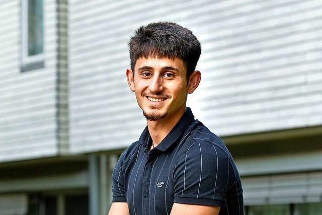 Der lange Weg von Nabel Alsulaiman zum Medizinstudium in Freiburg