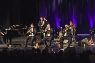 The Brothers, Fuß & Friends und The New Orleans Orchestra in Kirchzarten