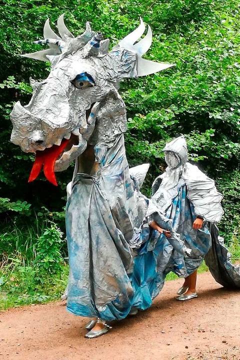 Eine Abenteuerreise für Kinder mit den Drachenreitern - Badische Zeitung TICKET