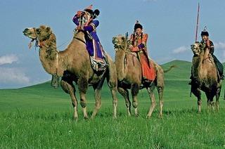 """Das Kommunale Kino zeigt den Film """"Johanna d'Arc of Mongolia"""" von Ulrike Ottinger"""