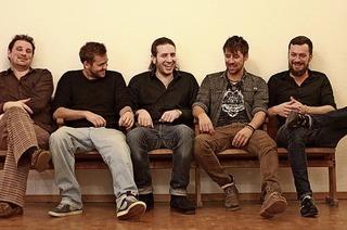 Matt Woosey und Band spielen zwei Shows im Schlachthof