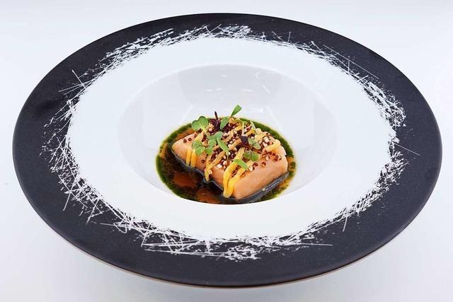 Die Dinner-Show verwöhnt ihre Gäste mit einem köstlichen Menü