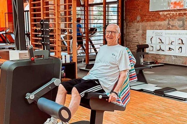 Länger stark und fit im Alter – für Krafttraining ist es nie zu spät