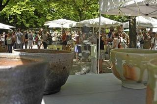 Die Keramiktage finden dieses Jahr im Oktober statt