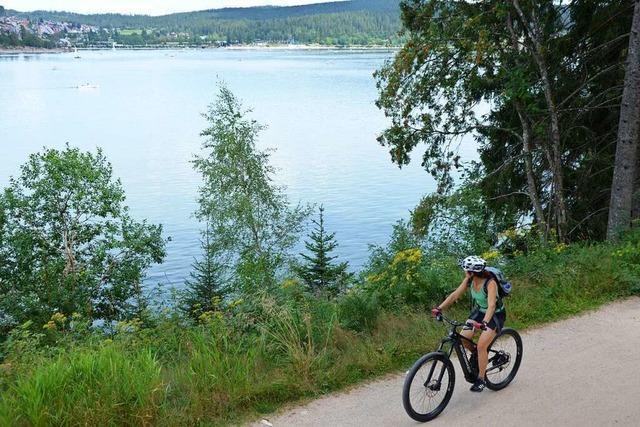 Tour mit gleich vier Gewässern: Der Hochschwarzwälder Seenradweg