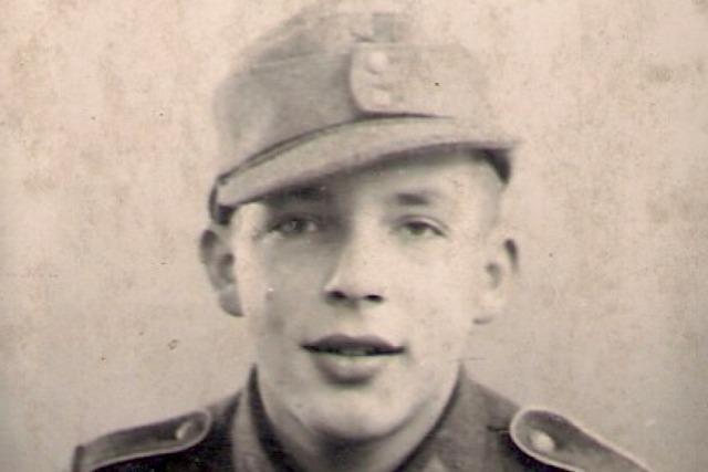 Eduard Sowa aus Freiburg hatte nach dem Krieg Alpträume