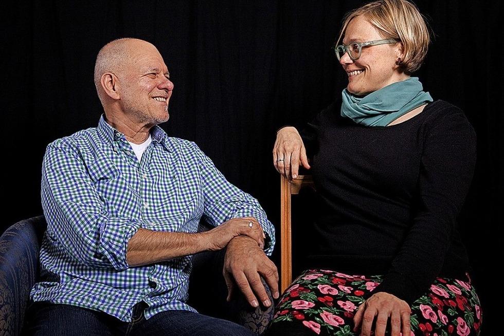 Uli Derndinger und Heinz Siebold schwätze und singe beim Kulturverein Läwe im Lewe - Badische Zeitung TICKET
