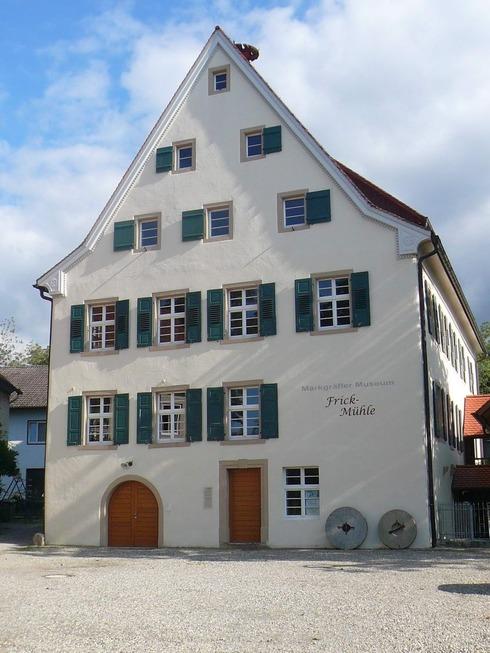 Frick-Mühlenmuseum - Müllheim
