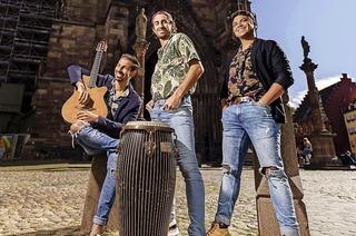Das Trio Son con Ron spielt zwei Abende im Musiktheater im E-Werk