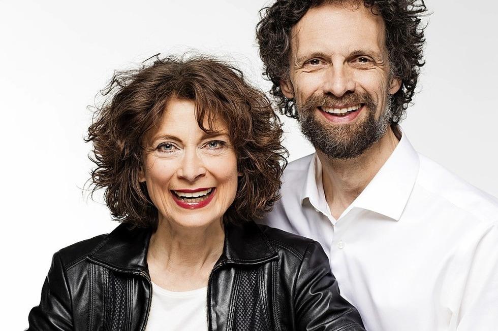 """Mit einem """"Best of"""" treten Madeleine Saveur und Clemens Maria Kitschen in der Kumedi auf - Badische Zeitung TICKET"""