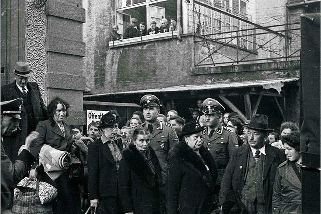 Vor 80 Jahren wurden Tausende badische Juden in den sicheren Tod geschickt