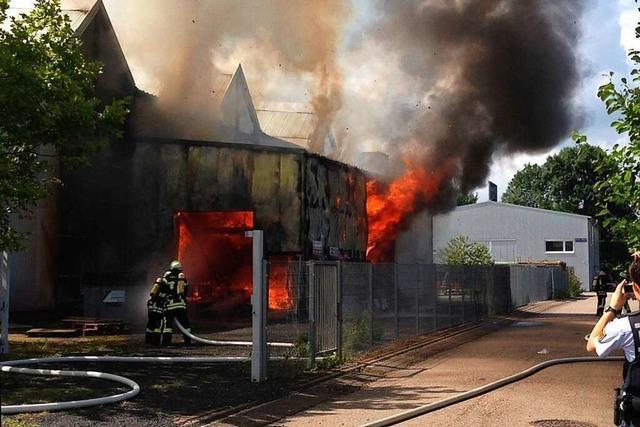 Nach Regressforderungen brodelt es in Ortenauer Feuerwehrkreisen gewaltig
