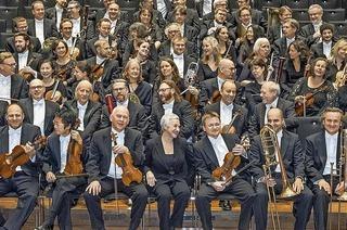 Die Württembergische Philharmonie Reutlingen gastiert im Parktheater