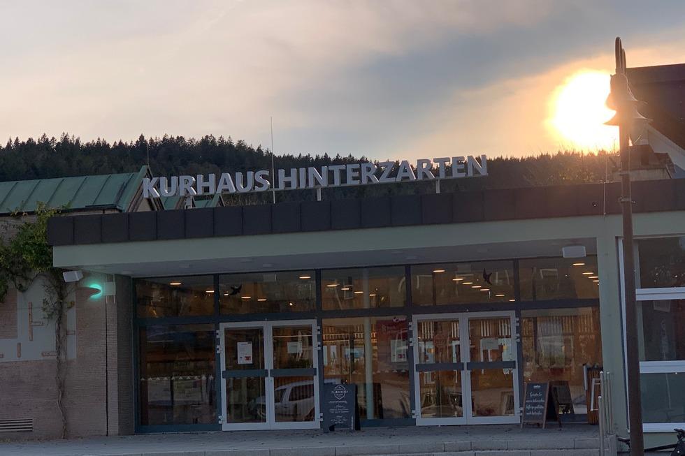 Kurhaus - Hinterzarten
