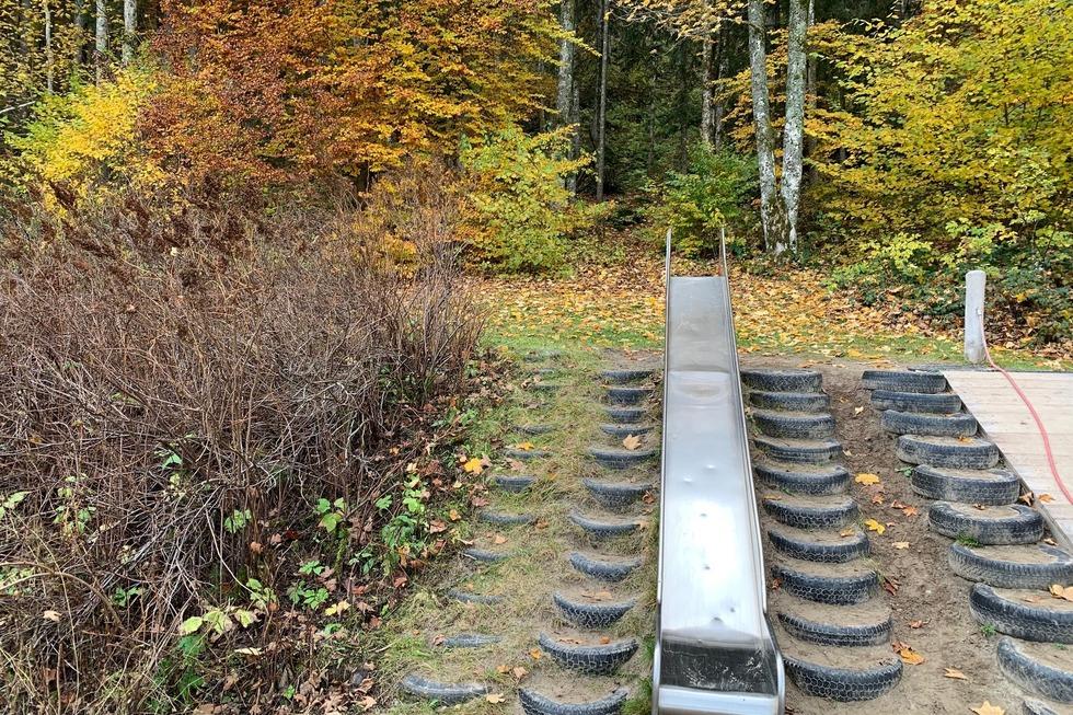 Spielplatz Wolfsgrund am Naturerlebnispfad - Hinterzarten