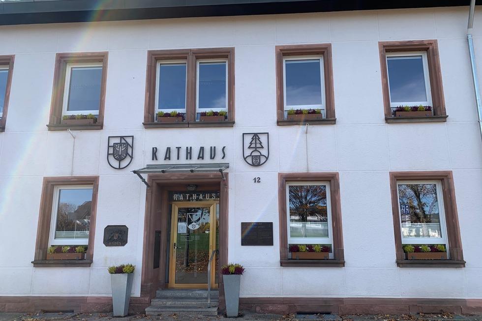 Rathaus - Hinterzarten