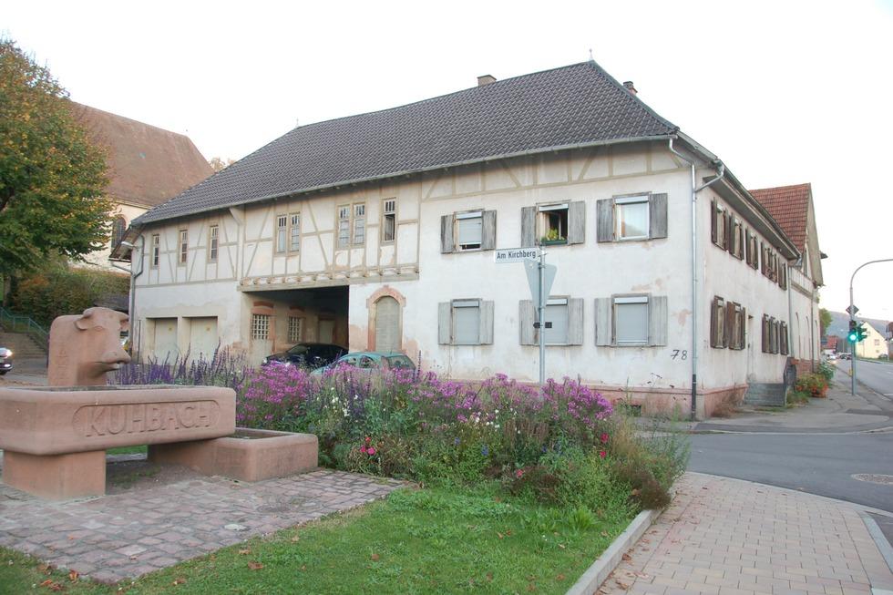 Gasthaus Lamm (abgerissen) - Lahr
