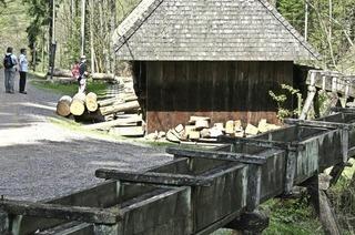 Klingenhofsäge (Löffeltal)