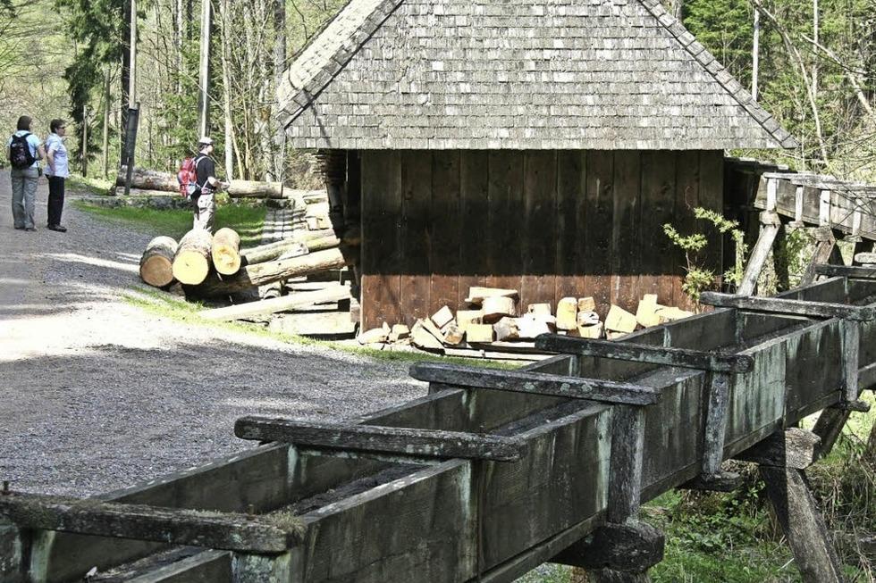 Klingenhofsäge (Löffeltal) - Hinterzarten