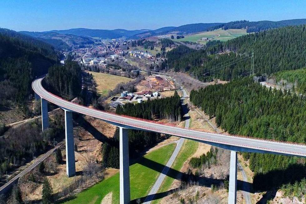 Gutachtalbrücke - Titisee-Neustadt