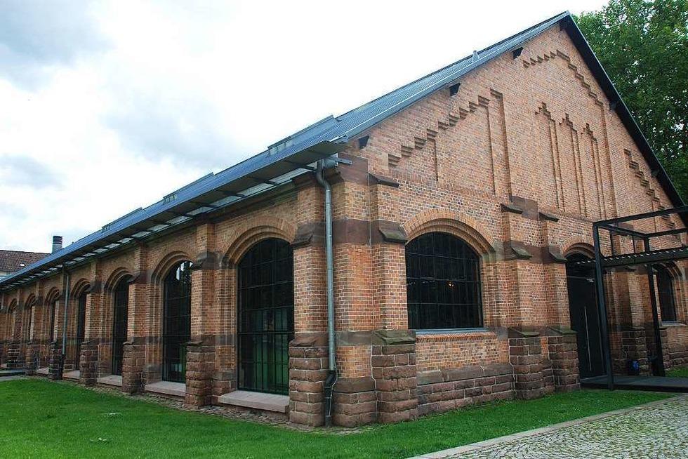 Reithalle im Kulturforum - Offenburg