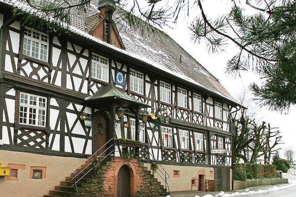Gasthaus Löwen (Schönberg) (geschlossen) - Seelbach