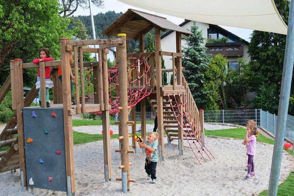 Spielplatz Fliederweg - Seelbach