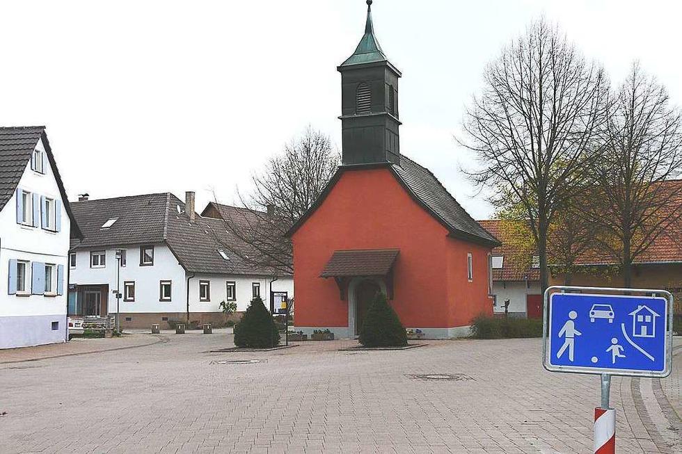 Ludwig-Huber-Platz (Kippenheimweiler) - Lahr