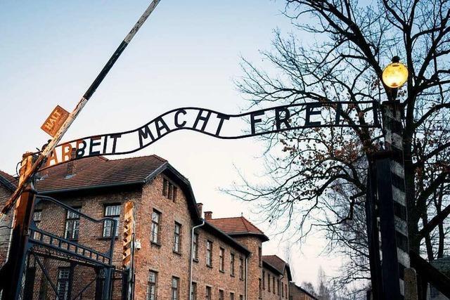 Jugendliche aus Südbaden helfen, die Gedenkstätte Auschwitz zu erhalten