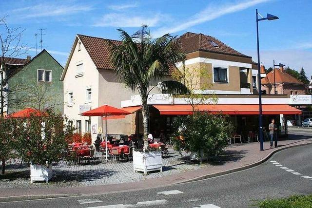Gaziantep Bäckerei (ehem. Café Ehrensberger)
