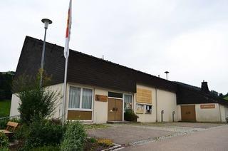 Gemeindehalle Fröhnd