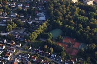 Tennishalle (Dürerstraße)