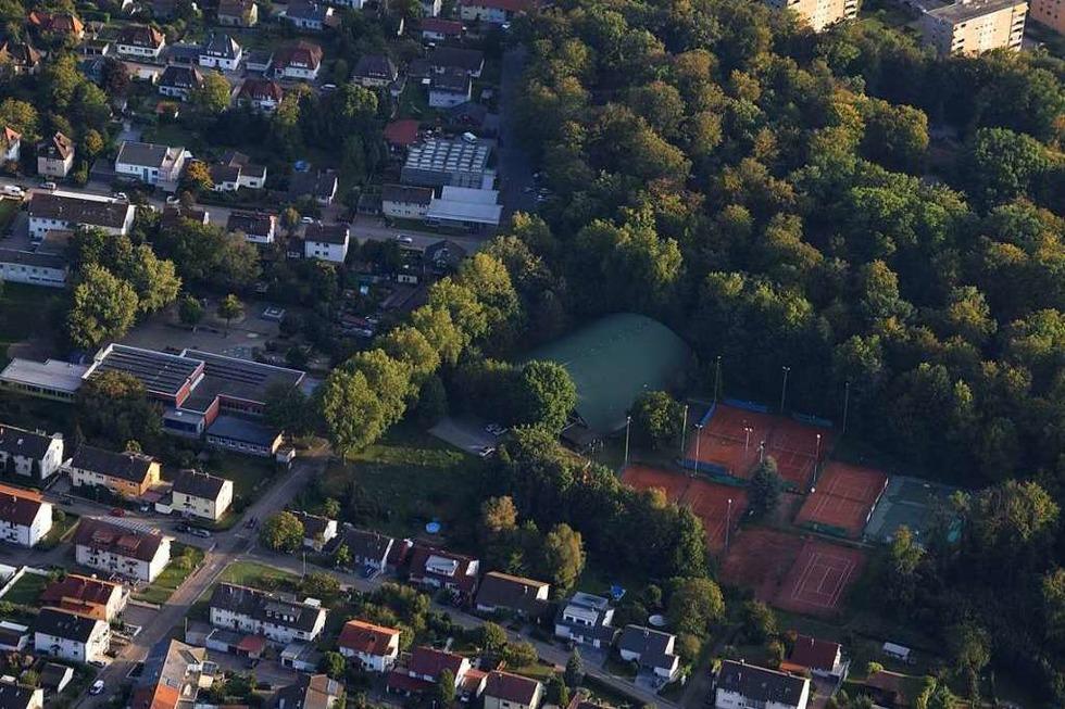 Tennishalle (Dürerstraße) - Bad Säckingen