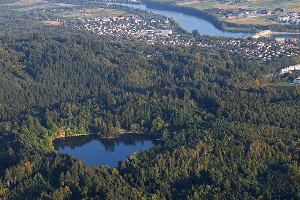 Bergsee - Bad Säckingen