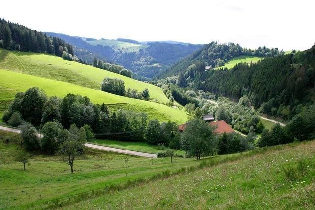 Die Route zum Thurner ist schön – und schön anstrengend