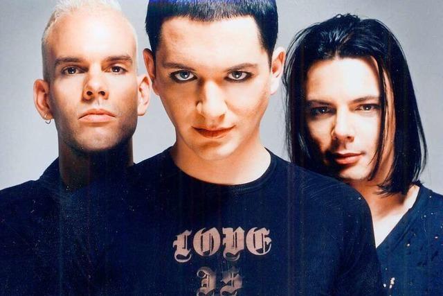 Träume voller Hingabe und Melancholie: Placebo im Mai 2003